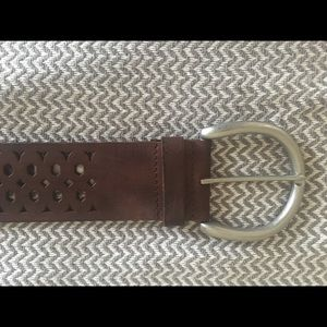 Lucky brand leather belt.